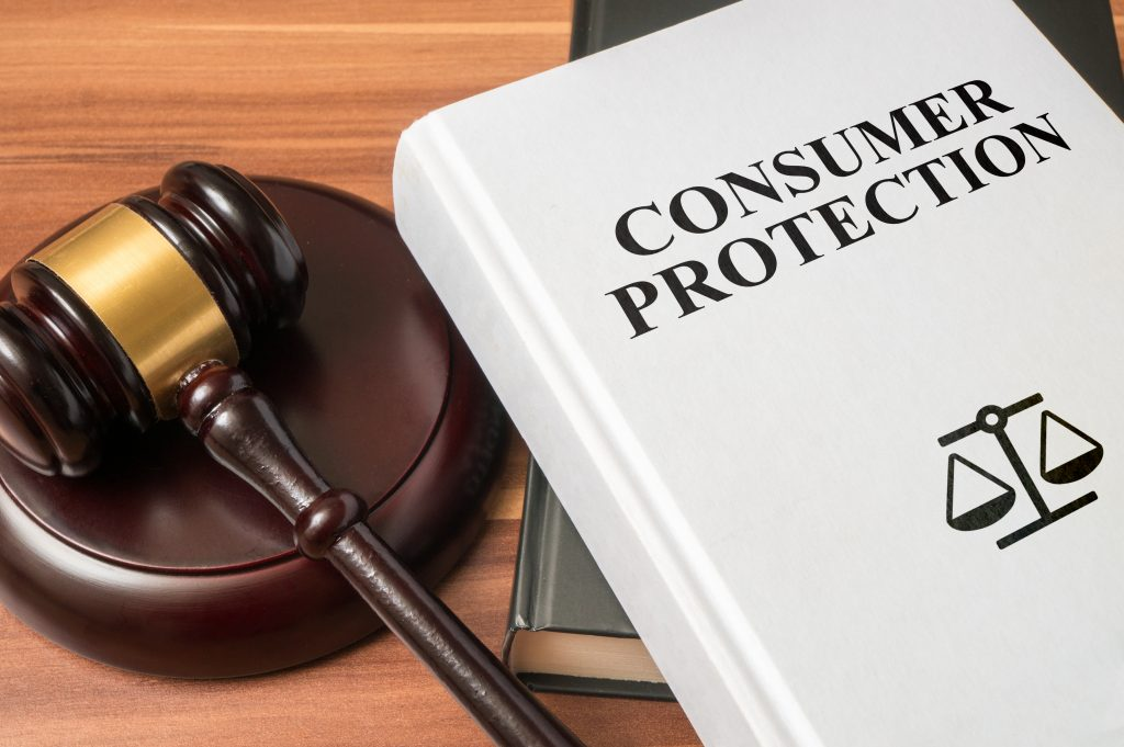 Consumer protection laws for Portland