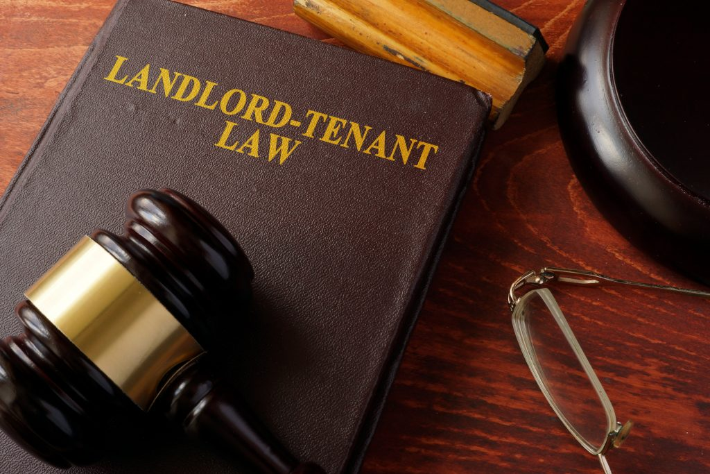 Landlord tenant Portland law case